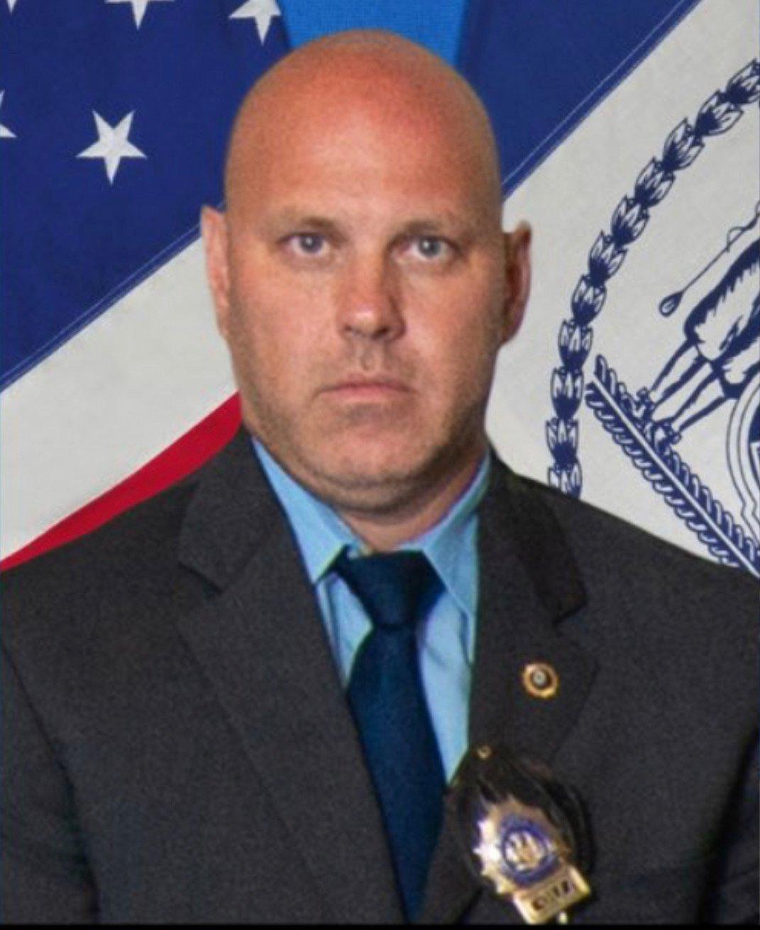 Detective Brian Simonsen